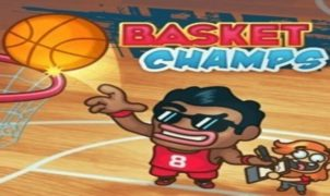 basketball basket champs online sports game