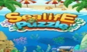 sealife puzzle game